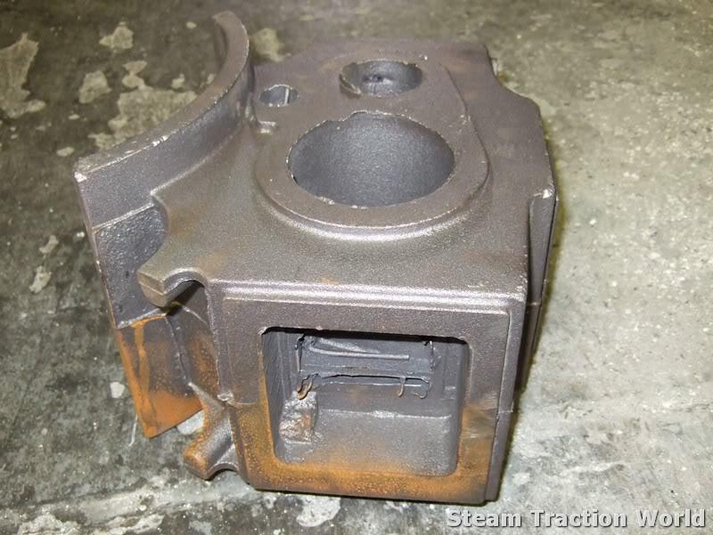 showmans cylinder block !!! Yyy027-1