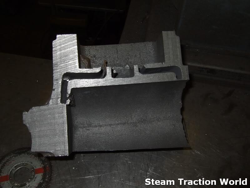 showmans cylinder block !!! Zzz010