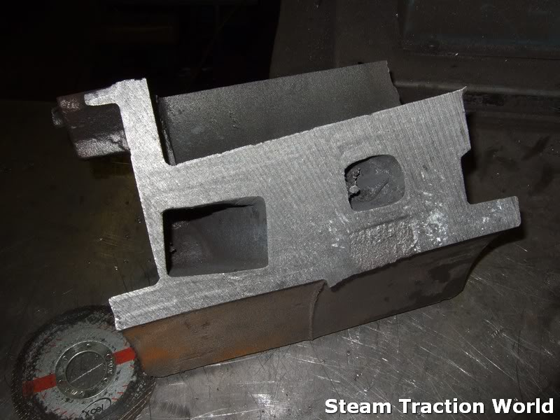 showmans cylinder block !!! Zzz011