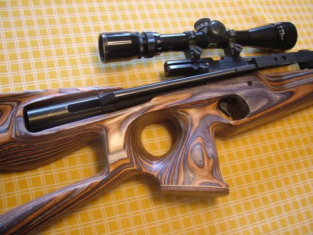 Custom airgun version XXL Izh60-2