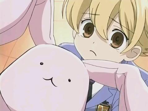 La mascota más mona de anime Honey2
