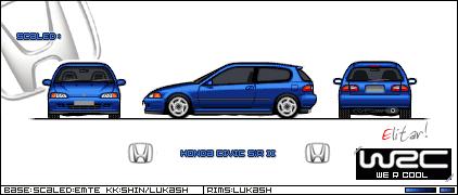 Honda Hondacivicsewrc2cb2