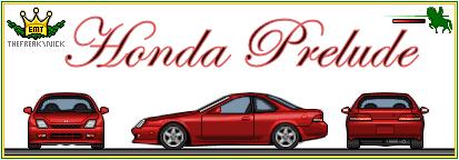 Honda Pre3vz