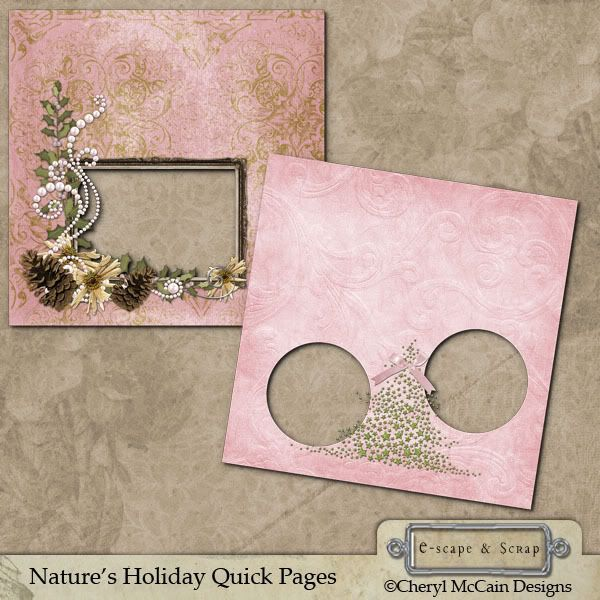 Natures Holiday Collab NaturesHoliday_QuickPages_CMD_prv