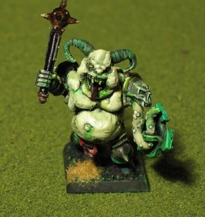 Warhammer Chaos Nurgle Unit 10