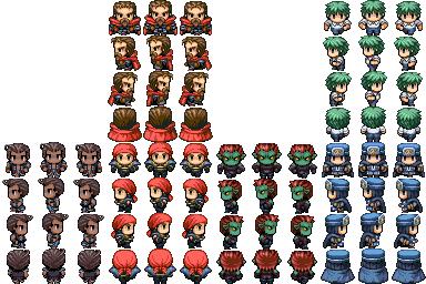แจก Faces & Characters CartChar
