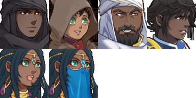 แจก Faces & Characters Facess12