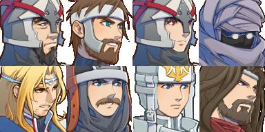 แจก Faces & Characters NuF