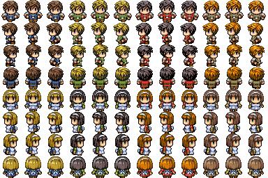 แจก Faces & Characters People06
