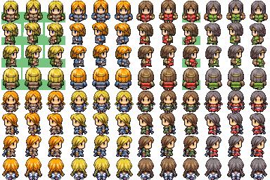 แจก Faces & Characters People08