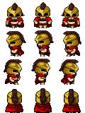 แจก Faces & Characters Sparta