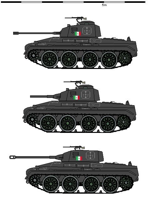 Industria Militar en Mexico - Página 3 Mexicotanks-1