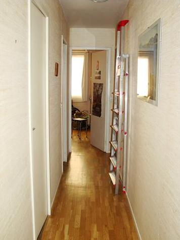 Un long couloir à relooker