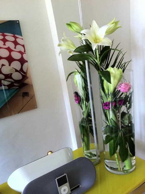 Remplir Un Grand Vase