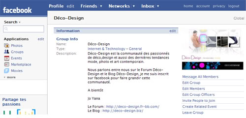 Déco-Design sur Facebook Dco-Designsurfacebook