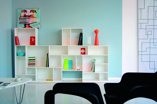 [Bibliothèque Modulaire] BOOKIE chez Targa Italia Bookie_TARGA_ITALIA