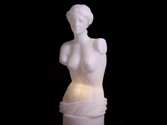 [Lampe] Venere di Milo by Slide Italian Design SlideRetouche_Venere_Di_Milo