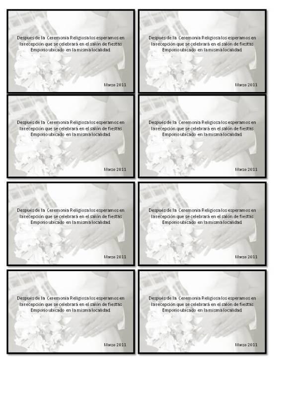 TAREAS DEL CURSO DE INVITACIONES CON POWER POINT - Página 2 Diapositiva3