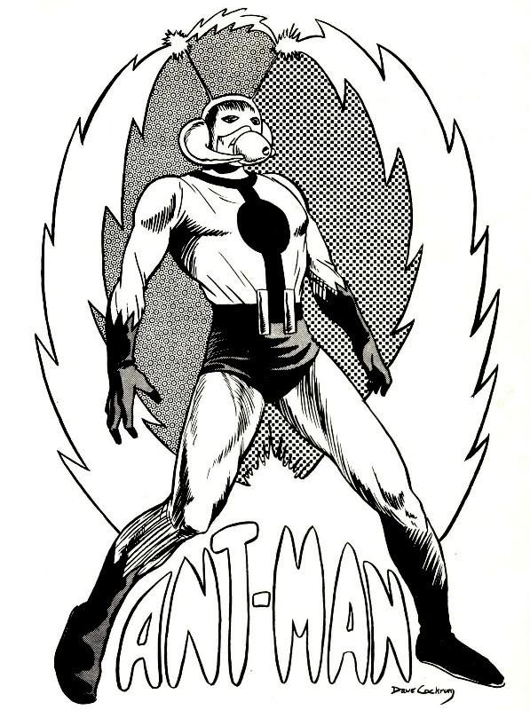 HENRY PYM Ant-Man006