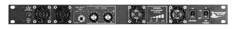 Telonics PA-4200-front