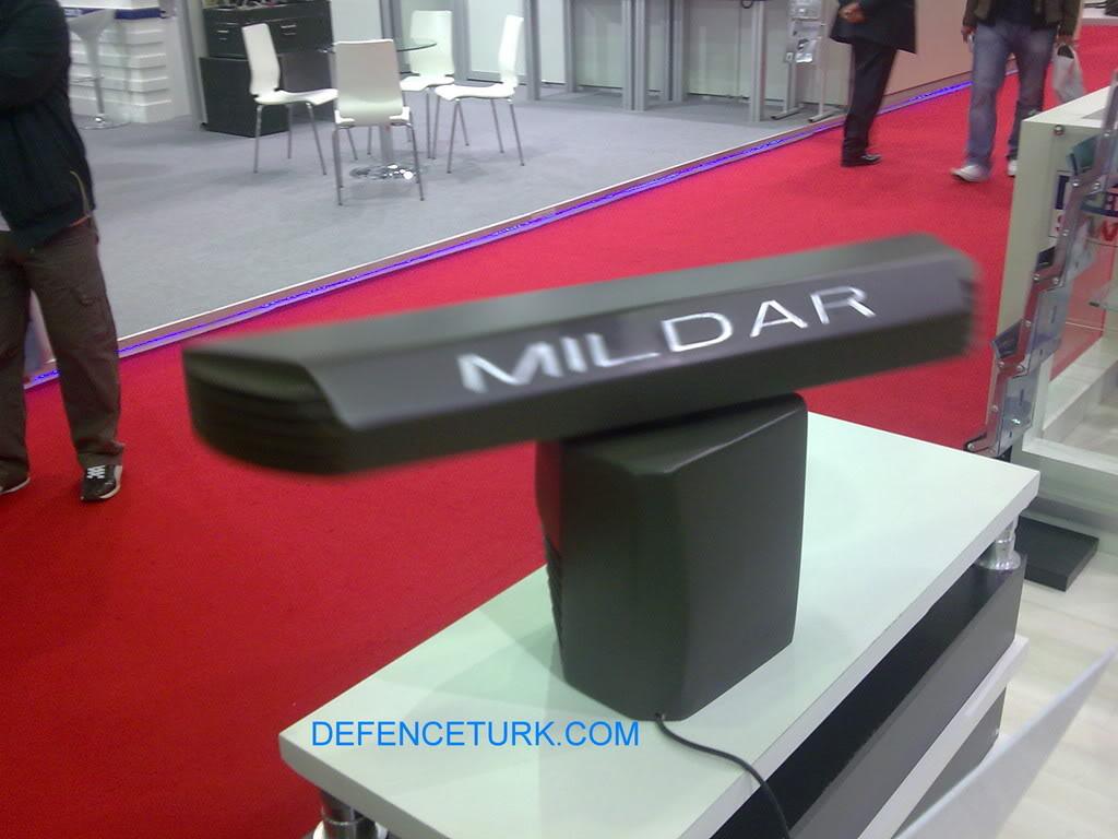 Industrie militaire turque - Page 30 Mildar