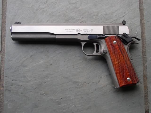 تقرير مسدس colt الامريكي