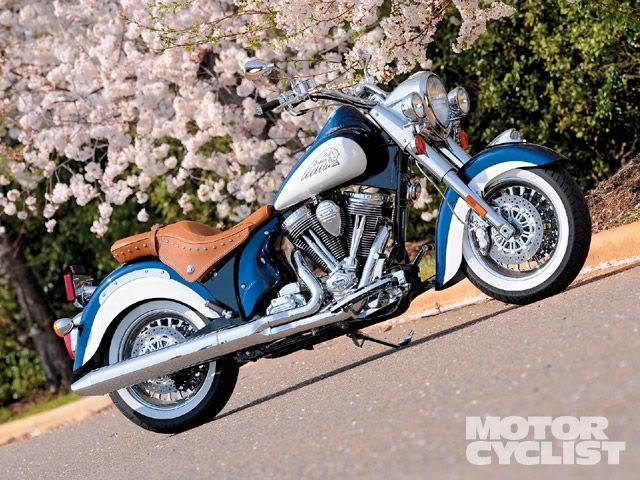 2009 Indian Motorcycles (Chief, Deluxe & Roadmaster) 2009ChiefDeluxe