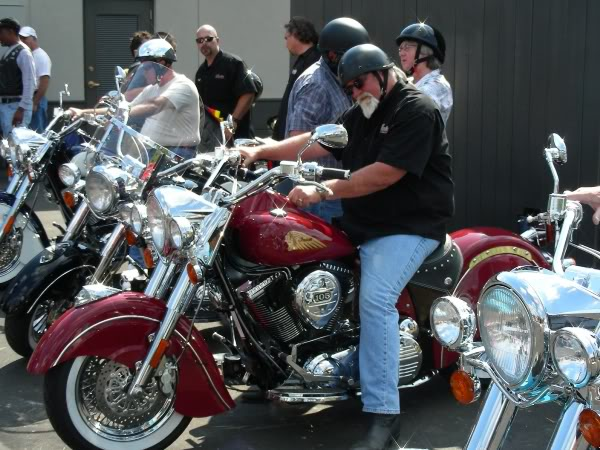 2009 Indian Motorcycles (Chief, Deluxe & Roadmaster) RedChiefwithnewowner