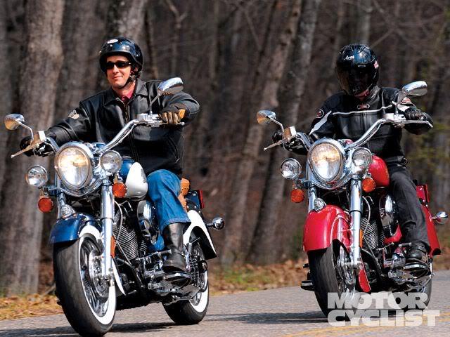 2009 Indian Motorcycles (Chief, Deluxe & Roadmaster) TheIndianMotorcycleChairmanandPresi