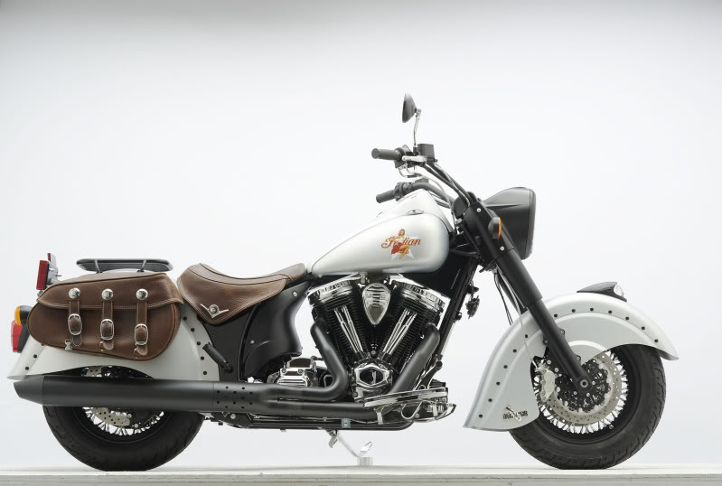 """2010 Indian Chief """"Bomber"""" Special Edition 2010IndianChiefBomberLimitedEdit-1"""