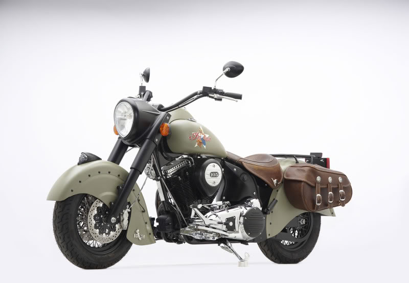 """2010 Indian Chief """"Bomber"""" Special Edition 2010IndianChiefBomberLimitedEdit-2"""