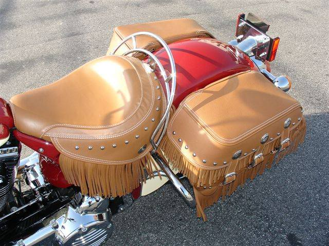 2009 Indian Chief Vintage Model (red and cream) ChiefVintage90e
