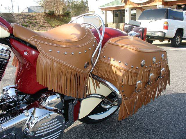 2009 Indian Chief Vintage Model (red and cream) ChiefVintage90f