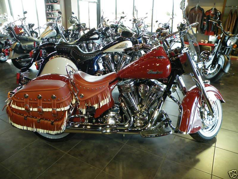 Indian Chief Vintage Model (red) 2009ChiefVintage144Indianred