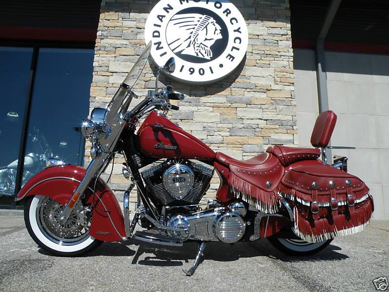 Indian Chief Vintage Model (red) 2009ChiefVintage40Indianred