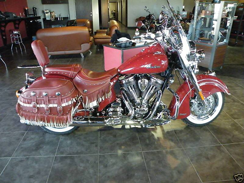 Indian Chief Vintage Model (red) ChiefVintage40a