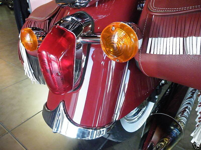 Indian Chief Vintage Model (red) ChiefVintage40e