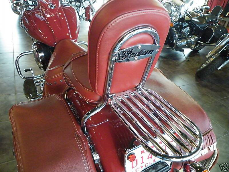 Indian Chief Vintage Model (red) ChiefVintage40h