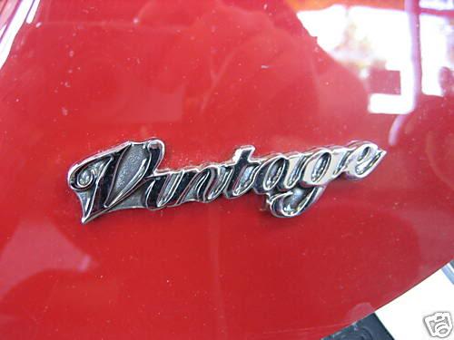Indian Chief Vintage Model (red) Vintage40Vintagelogo
