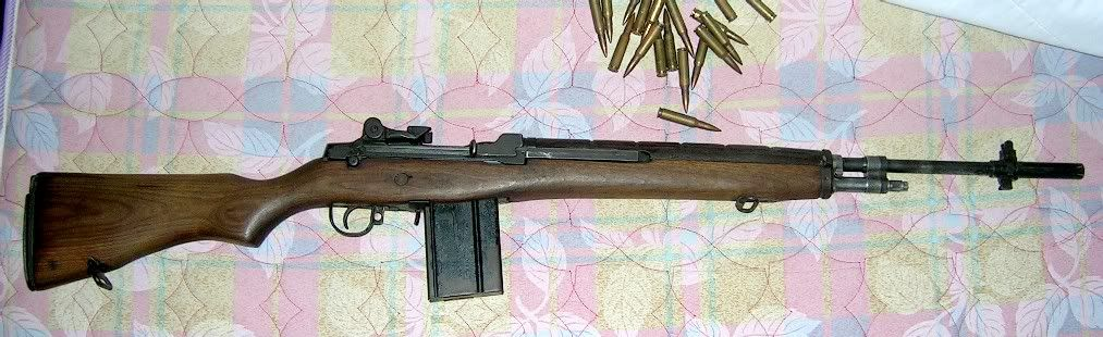 Restoring an old M14 rifle M14Basic