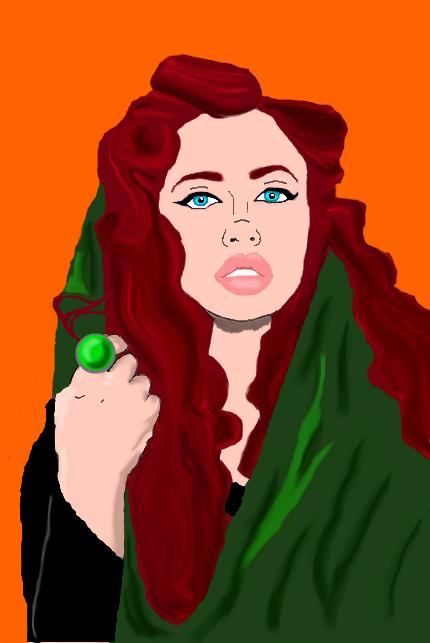 Saorla, priestess of the three Goddesses Picture4-4