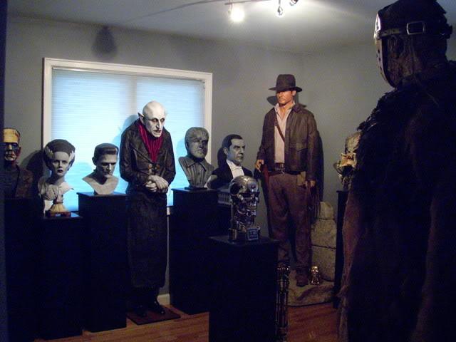 Collection de buste et display life size de ouf ! 01