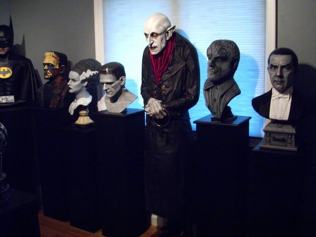 Collection de buste et display life size de ouf ! 02