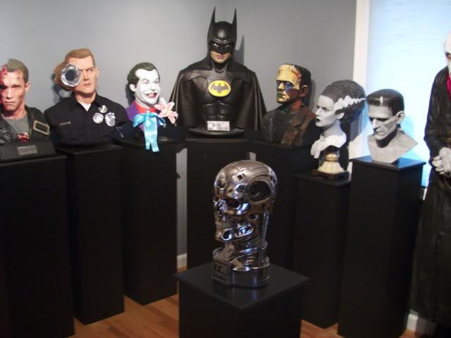 Collection de buste et display life size de ouf ! 03