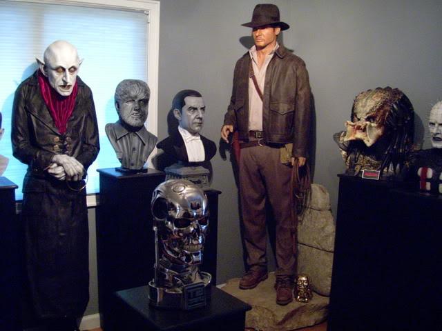 Collection de buste et display life size de ouf ! 04