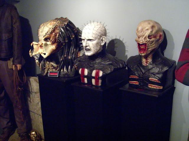 Collection de buste et display life size de ouf ! 05