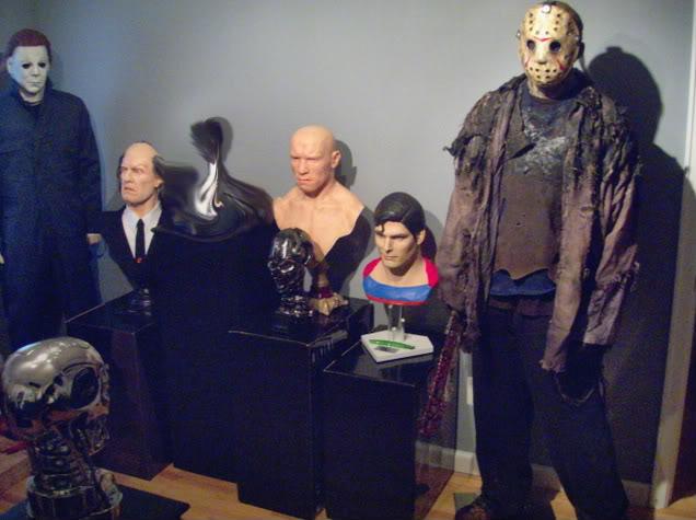 Collection de buste et display life size de ouf ! 07