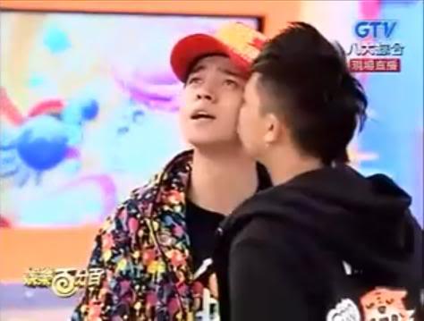 Besos Xiao Zhu&Xiao Gui Kiss4
