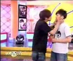 Besos Xiao Zhu&Xiao Gui Kiss6