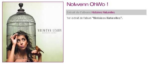Nolwenn Leroy Single2